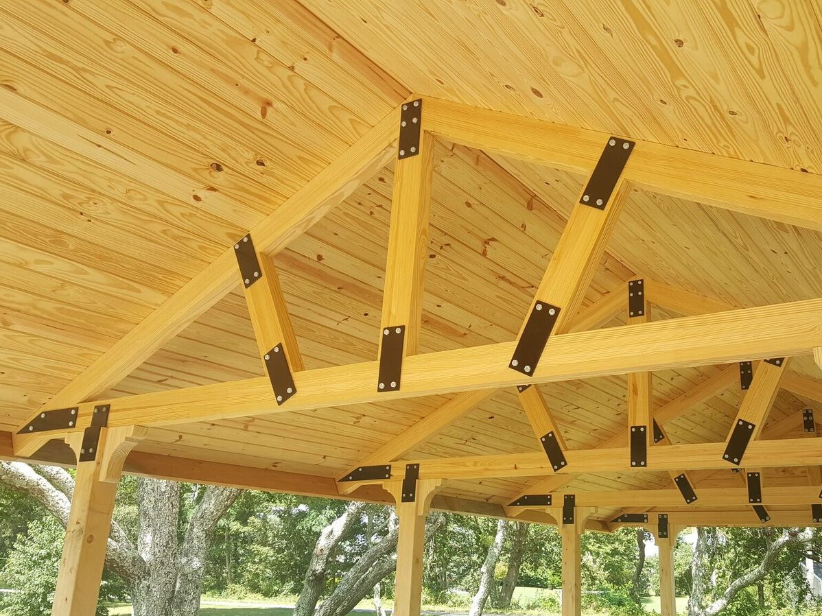 Timber Truss Cedar Forest Products