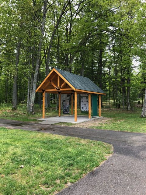 CFP Helps Michigan State Parks Celebrate 100 Years - Cedar